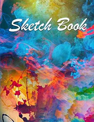 "Sketch Book: Blank Paper Notebook for Drawing, Painting, Writing, Sketching or Doodling, 102 blank pages, 8.5"" x 11"" (Mary Publishing Sketch Book Vol. 1)"