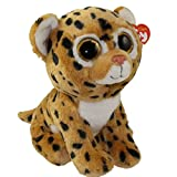 Ty Classic Beanies TY Classic Plush TY Classic Plush - FRECKLES the Leopard (13 inch from tail)- 25cm Medium Buddy Size 9'' …