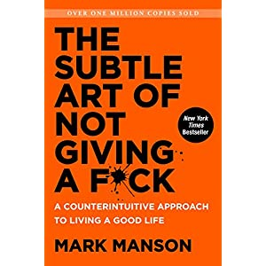 Mark Manson (Author)  (1830)  Buy new:  $24.99  $13.59  109 used & new from $8.96