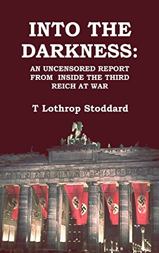 Book cover from Into the Darknessby T. Lothrop Stoddard