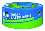 Scotchblue TRIM + BASEBOARDS Painter's Tape, 1.88 inch x 60 yd, Blue, 12 Rolls