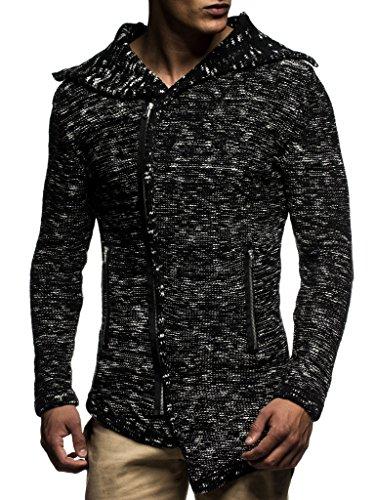 Sweater Schwarz Leif Leif Nelson Nelson TxZ1ZO