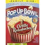 Orville Redenbacher's Gourmet Light Buttery Popping Corn 10Pk