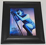 Nine Inch Nails NIN The Downward Spiral Trent Reznor Signed Autographed 8x10 Glossy Photo Gallery Framed Loa