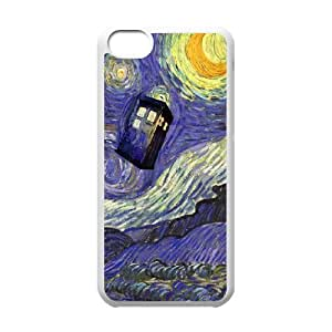 James-Bagg Phone case - TV Show Doctor Who & Police Box Pattern Protective Case For iphone 5c iphone 5c Style-15