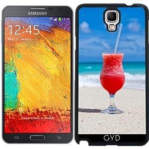 Funda para Samsung Galaxy Note 3 Neo/Lite (N7505) - Viajes Vacaciones En La Playa by WonderfulDreamPicture