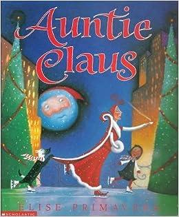 Book Auntie Claus