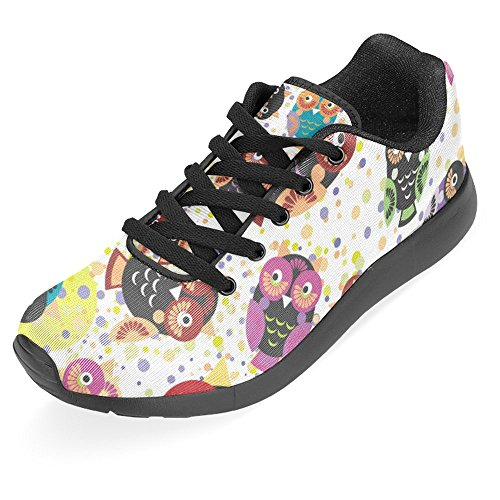 Interessante Donna Da Jogging Da Corsa Sneaker Leggera Go Easy Walking Casual Sport Da Corsa Scarpe Da Corsa Multi 36
