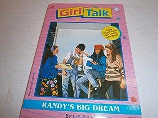 book cover of Randy\'s Big Dream