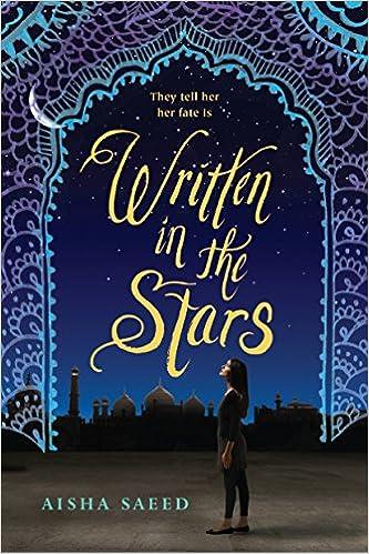 Amazon com: Written in the Stars (9780147513939): Aisha