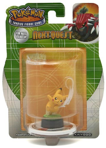 Pokemon TFG Next Quest Trading Figure (Pokemon Trading Figure Game)