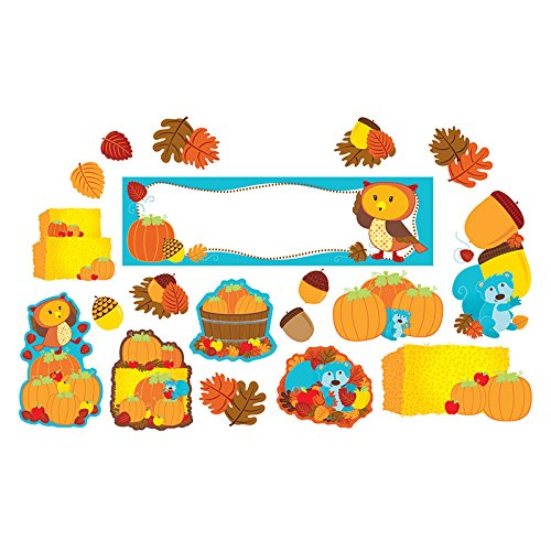 Fall Mini Bulletin Board Set (Fall Classroom Decorations)