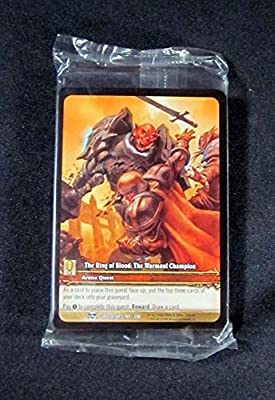 Amazon com: (25) World of Warcraft WoW TCG Ring of Blood: The