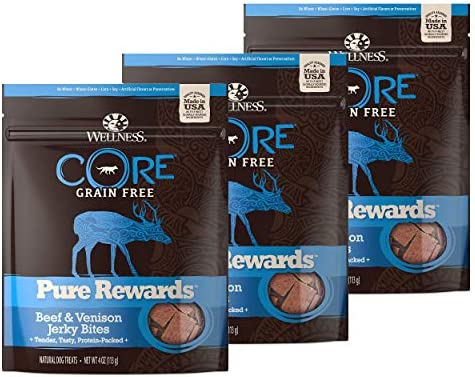 WELLNESS CORE Pure Rewards Natural Grain Free Dog Treat