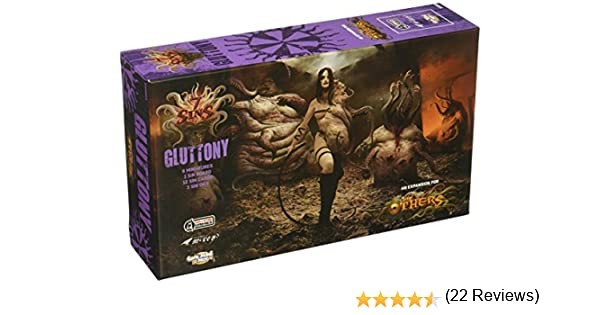 The Others: 7 Sins - Gluttony Expansion - English: Amazon.es: Juguetes y juegos