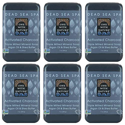 MINERAL CHARCOAL Magnesium Psoriasis Therapeutic