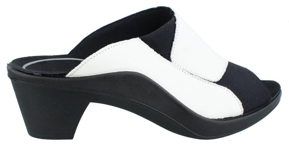 Romika Women's, Mokassetta 244 Sandal White 3.8 M