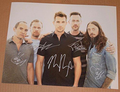 311 Full Band Signed Autographed 11x14 Photo Nick Hexum +4 COA -