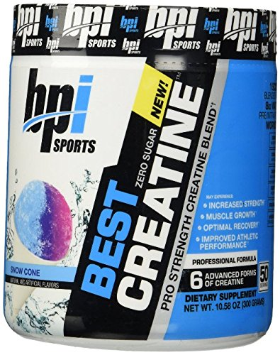 BPI SPORTS Best Creatine - Snow Cone by BPI Sports
