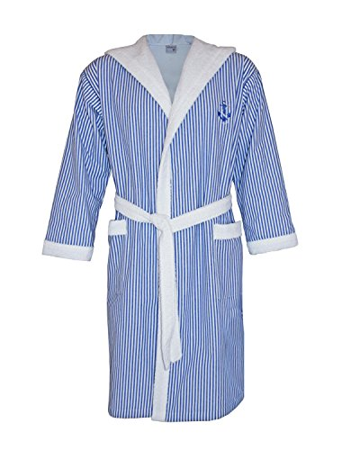 Armani International Nautical Robe Large and Hand Towel | Made in Europe by Armani International (Image #2)