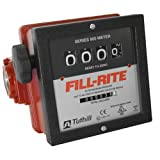 Fill-Rite 901C 4 Wheel Mechanical Meter