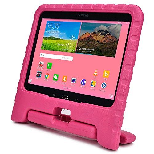 Samsung Galaxy Tab 4 10.1 & Tab 3 10.1 kids case, COOPER DYNAMO Rugged Heavy Duty Children Boys