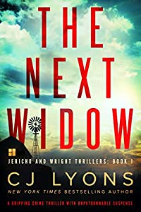 The Next Widow: A gripping crime thriller with unputdownable suspense (Jericho and Wright Thrillers Book 1)