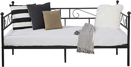 🎁🎁 Cama de día que ahorra espacio🎁🎁 --- Transforma tu sofá en una cama individual en muy poco ti