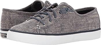 Sperry Seacoast Heavy Linen Womens Sneaker