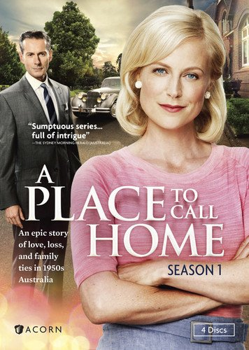A Place to Call Home, Season 1 (Australian Tv Series Dvd)