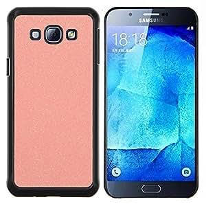 """S-type Modelo del papel pintado Peach Clean Primavera"""" - Arte & diseño plástico duro Fundas Cover Cubre Hard Case Cover For Samsung Galaxy A8 ( A8000 )"""