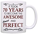 70th Birthday Gifts For All Took 70 Years Awesome Funny Party Gift...