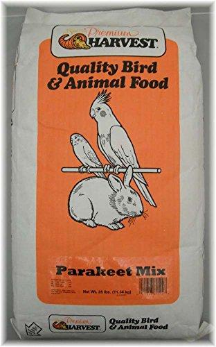 Autumn Food Chuckanut Seawest Premium Harvest Parakeet Mix Canary Seed 25 lb by CHUCKANUT-AUTUMN SEED