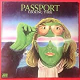 PASSPORT Looking Thru LP Vinyl & Cover VG+ 1973 Germany Club 63 043 Jazz Fusion