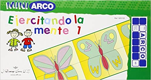 M-ARCO EJERC.MENT.1MINI ARC 5133: Amazon.es: AA.VV.: Libros