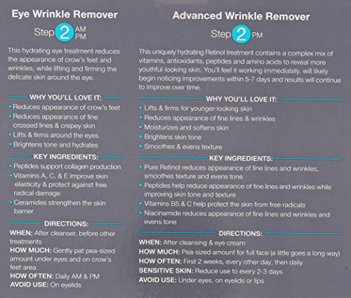 MD Complete Wrinkle Corrector Duo 30-Day Kit Anti-Aging by Dr. Brian Zelickson