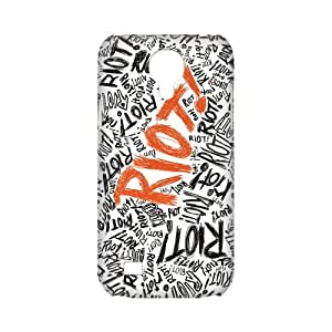 DIY Music Band Paramore Hayley Williams Printed for Samsung Galaxy S4 MINI i9192/i9198 Case Cover 01