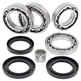All Balls 25-2101 Differential Bearing and Seal Kit Rear