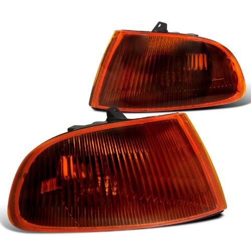 Honda Civic Dx Ex Lx 2/3Dr Signal Corner Lights