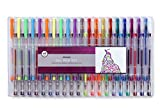 #8: Eparon 40-piece Gel Pen Set with 40 Unique Colors!