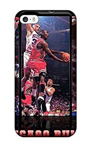 nba michael jordan chicago bulls basketball NBA Sports & Colleges colorful iPhone 5/5s cases WANGJING JINDA