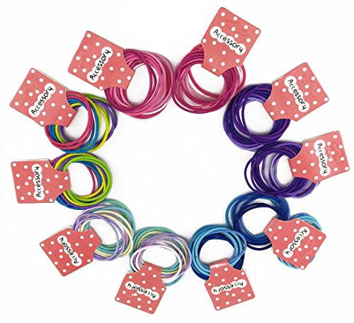 yueton Elastic Ponytail Holder Accesorries