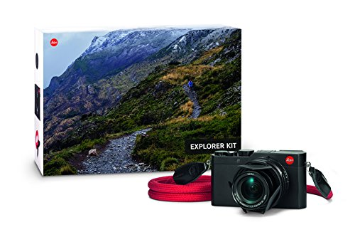 Leica D-LUX (Typ 109) Digital Camera Explorer Kit (Black) Review