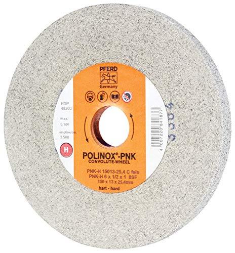 Aluminum Oxide 8000 RPM 3 in Disc Dia 63 Units Non-Woven Finishing Disc