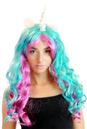 My Little Pony Costume Wigs (Princess)