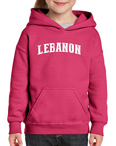 Lebanon Lebanon Youth Hoodies - Lebanon List Clothing