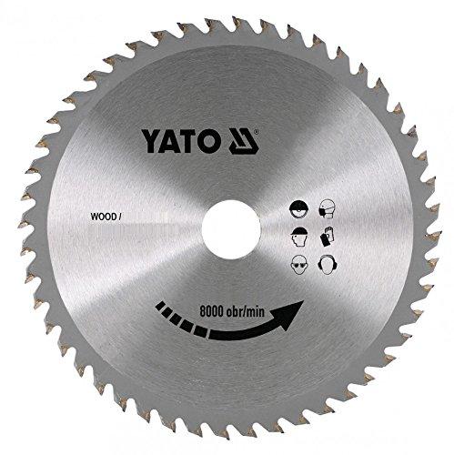 Yato YT-6058/ /Lama circolare per sega 160x48x20mm