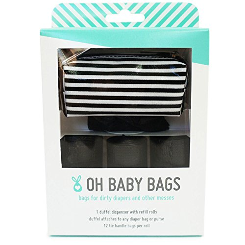 plastic bag dispenser baby - 4