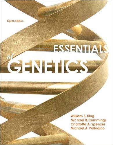 Essentials of genetics 8th edition 9781256943662 medicine essentials of genetics 8th edition 9781256943662 medicine health science books amazon fandeluxe Images