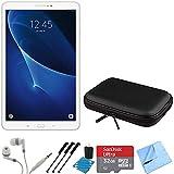 Samsung Galaxy Tab A 9.7-Inch Tablet (16 GB, Smoky Titanium) 32GB Memory Card Bundle